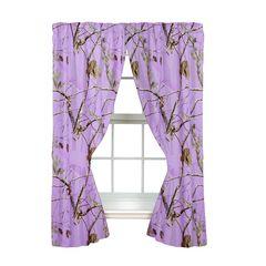 Realtree Lavender Camo Drapes, , hi-res