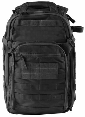 5.11 Tactical All Hazards Prime Backpack, Black, hi-res