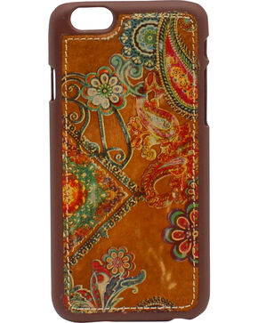 Blazin Roxx Hippie iPhone 6 Plus Case, Brown, hi-res