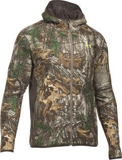 Under Armour Men's Stealth Hooded Jacket, , hi-res