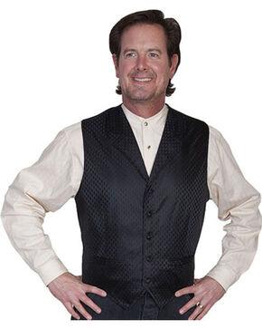 Rangewear by Scully Diamond Dot Vest, Black, hi-res