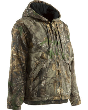 Berne Realtree Camo Buckhorn Coat - 3XT and 4XT, Camouflage, hi-res