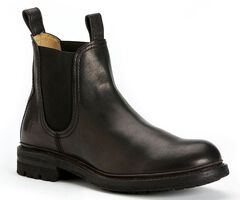 Frye Men's Freemont Chelsea Boots - Round Toe, , hi-res