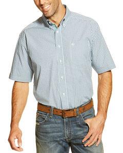 Ariat Men's Hadley Short Sleeve Shirt, , hi-res