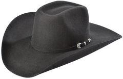 Larry Mahan 3X Terrell Wool Felt Cowboy Hat, , hi-res