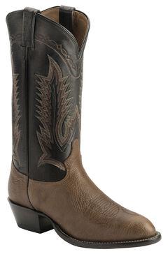 Tony Lama Shoulder Cowboy Boots - Medium Toe, , hi-res