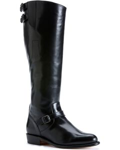 Frye Women's Dorado Buckle Riding Boots, , hi-res