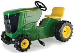 John Deere Kids' Large Pedal Plastic Tractor, , hi-res