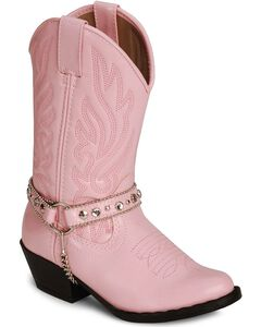 Smoky Mountain Toddlers' Charleston Cowgirl Boots, , hi-res