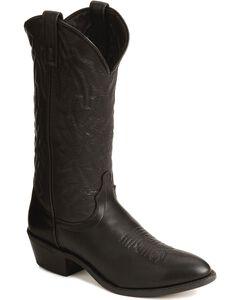 Laredo Deertan Cowboy Boots, , hi-res