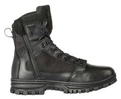 """5.11 Tactical EVO 6"""" Side-Zip Work Boots, , hi-res"""