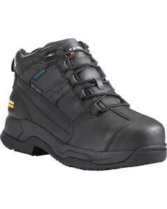 Ariat Men's Contender H2O Waterproof Work Boots - Soft Toe, , hi-res