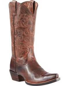 Ariat Alabama Cowgirl Boots - Snip Toe, , hi-res
