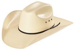Cody James Men's Ponderosa Straw Hat, , hi-res