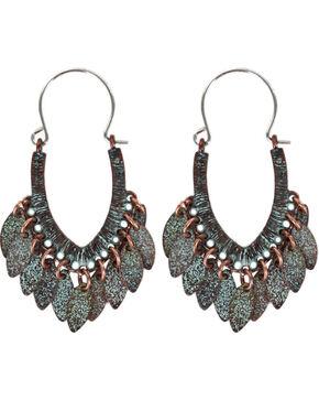 Shyanne Women's Dangle Earrings , Turquoise, hi-res