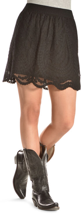 Black Swan Women's Eden Skirt, Black, hi-res
