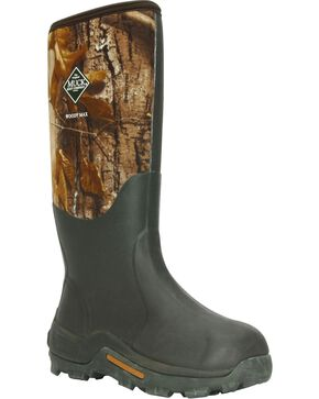 Muck Boots Woody Max Hunting Boots, Camouflage, hi-res