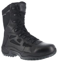 "Reebok Women's Rapid Response 8"" Work Boots, , hi-res"