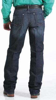 Cinch Grant Relaxed Fit Performance Jeans - Boot Cut , , hi-res
