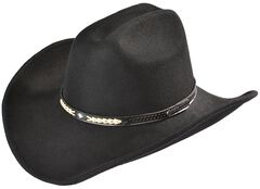 Outback Trading Co. Out Of The Chute UPF50 Sun Protection Crushable Hat, , hi-res