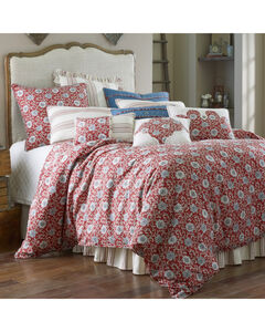 HiEnd Accents Bandera Super Queen 5-Piece Bedding Set, , hi-res