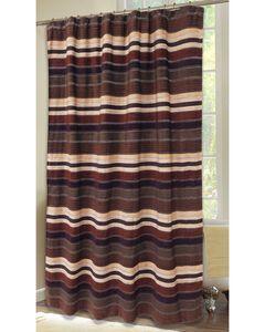 Carstens Old West Stripe Shower Curtain, , hi-res