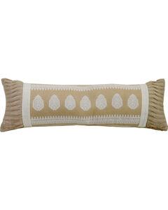 HiEnd Accents Cream Newport Extra Long Pillow, , hi-res