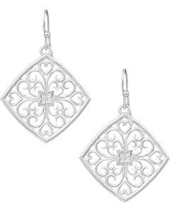 Montana Silversmiths Women's Sky Light Earrings, , hi-res