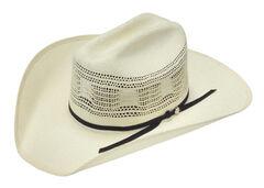 Bailey Desert Breeze Straw Cowboy Hat, , hi-res