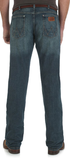 Wrangler Retro Macon Men's Slim Fit Jeans - Straight Leg , , hi-res