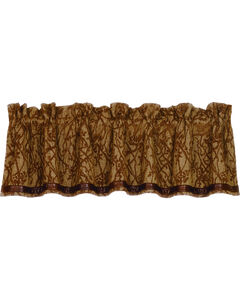 HiEnd Accents Highland Lodge Valance, , hi-res