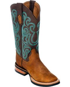 Ferrini Maverick Cowgirl Boots - Square Toe, , hi-res