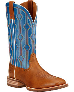 Ariat Live Wire Cowboy Boots - Square Toe , , hi-res