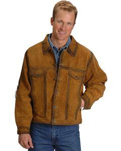 Kobler Rusty Suede Leather Jacket, , hi-res