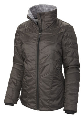 Columbia Women's Kaleidaslope II Jacket, Brown, hi-res