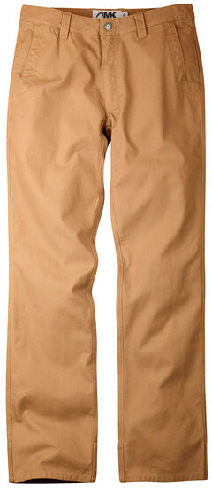 Mountain Khakis Men's Brown Original Slim Fit Pants , , hi-res