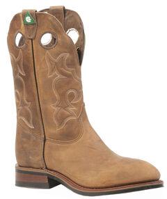 Boulet Hillbilly Golden Western Work Boots - Steel Toe, , hi-res
