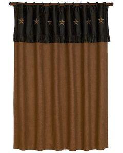 Laredo Star Shower Curtain, , hi-res