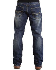 "Stetson 1520 Fit ""V"" & ""X"" Stitched Jeans - Big & Tall, , hi-res"