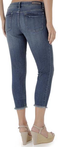 Wrangler Retro® Women's Indigo Crop Jeans - Mid Rise, , hi-res