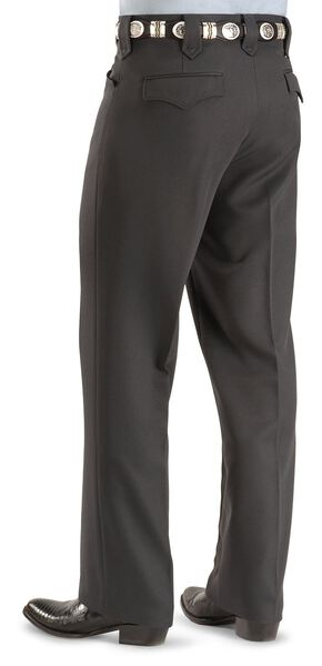 "Circle S Stretch Slacks - Big. Up to 50"" Waist, Grey, hi-res"