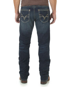 Rock 47 by Wrangler Men's Microphone Straight Leg Jeans, , hi-res