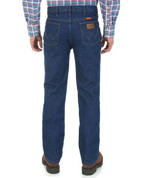 Wrangler Men's Blue FR Lightweight Regular Fit Jeans - Big, Blue, hi-res