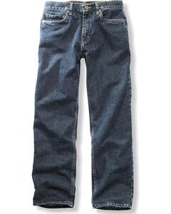 Timberland PRO Men's Stonewash Grit-N-Grind Denim Work Pants , , hi-res