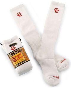 Dan Post Women's Cowgirl Certified Boot Socks (2-pack), , hi-res