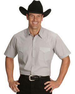 Ely Classic Western Shirt - Custom Fit, Neck Sizing, , hi-res