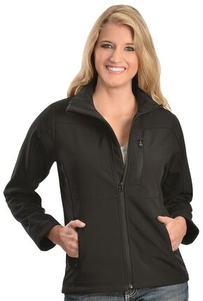Red Ranch Bonded Jacket, Black, hi-res