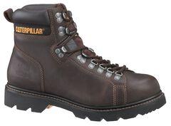 "Caterpillar 6"" Alaska FX Lace-Up Work Boots - Round Toe, , hi-res"