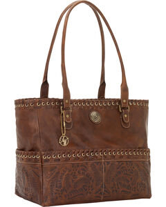 American West Harvest Moon Carry-On Tote Bag, , hi-res