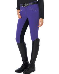 Ovation Women's Sorrento Full Seat Breeches, , hi-res